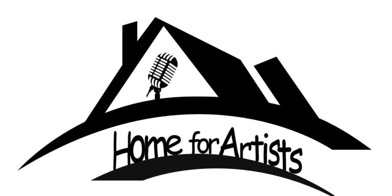 Home for Artists Banner Logo